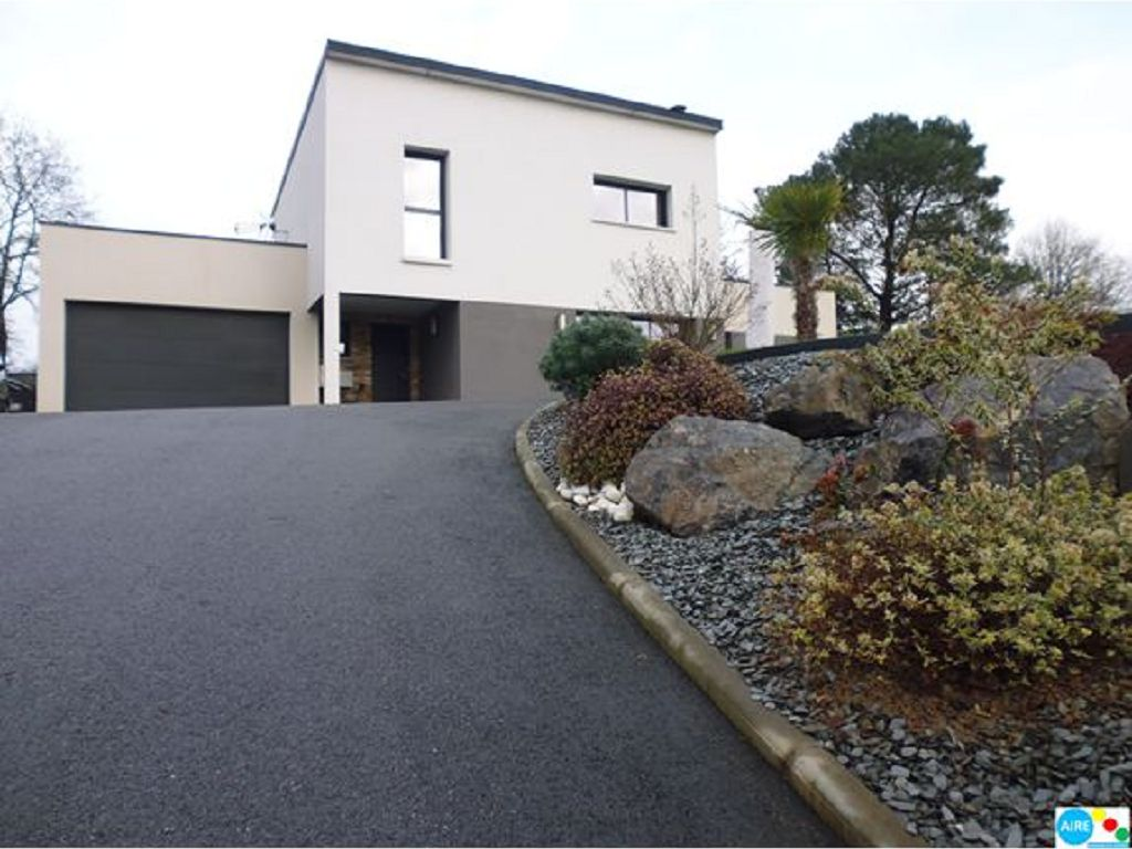 Maison Contemporaine GUICHEN (35580) AIRE-IMMOBILIERRENNES